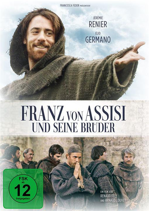 Franz von Assisi und seine Brüder : Kinoposter