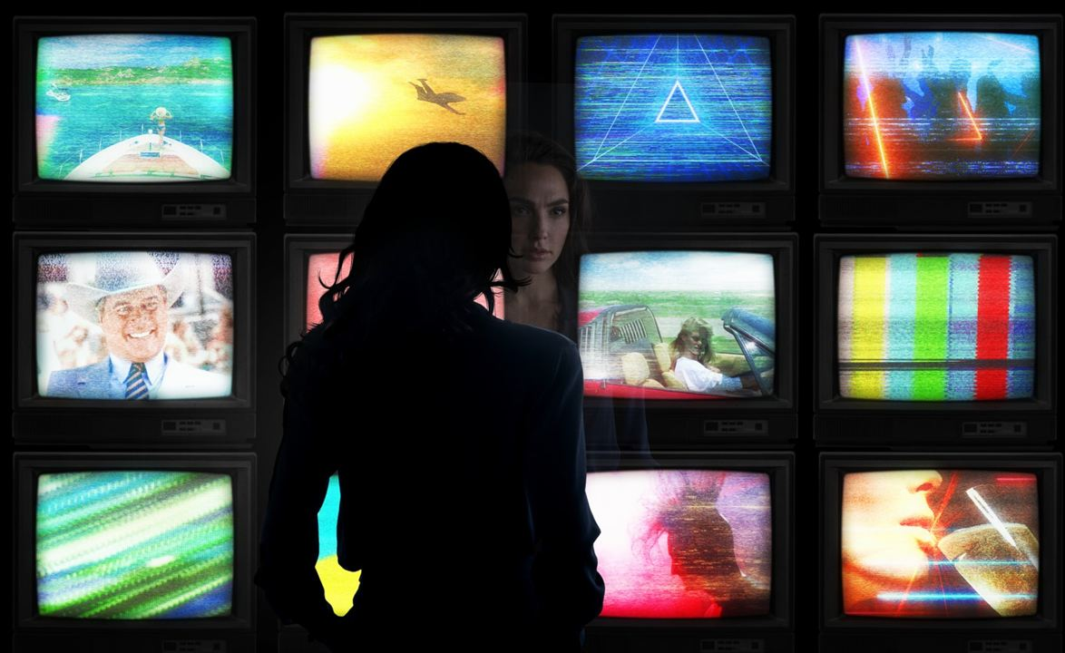 Wonder Woman 2 : Bild Gal Gadot