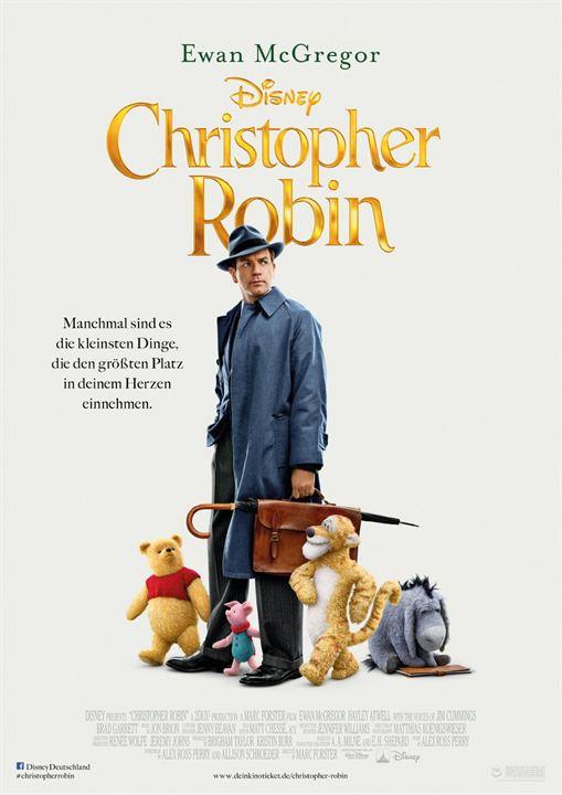 Christopher Robin : Kinoposter