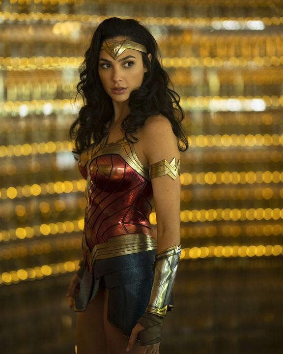 Wonder Woman 2 : Bild Gal Gadot