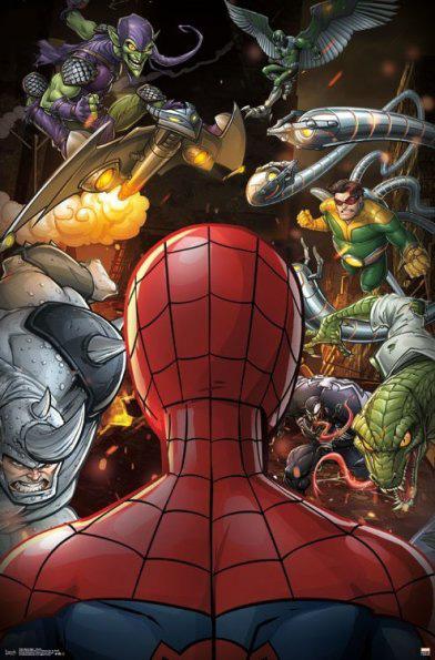Marvel's Spider-Man : Kinoposter