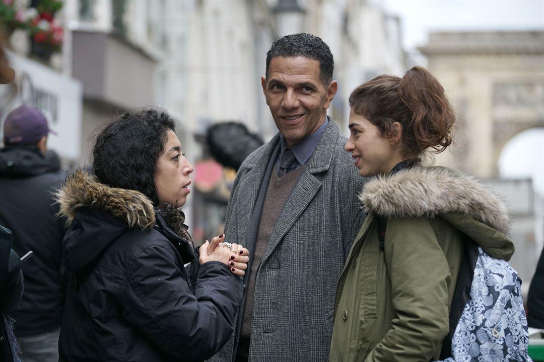 Looking for Leila : Bild Naidra Ayadi, Natacha Krief, Roschdy Zem