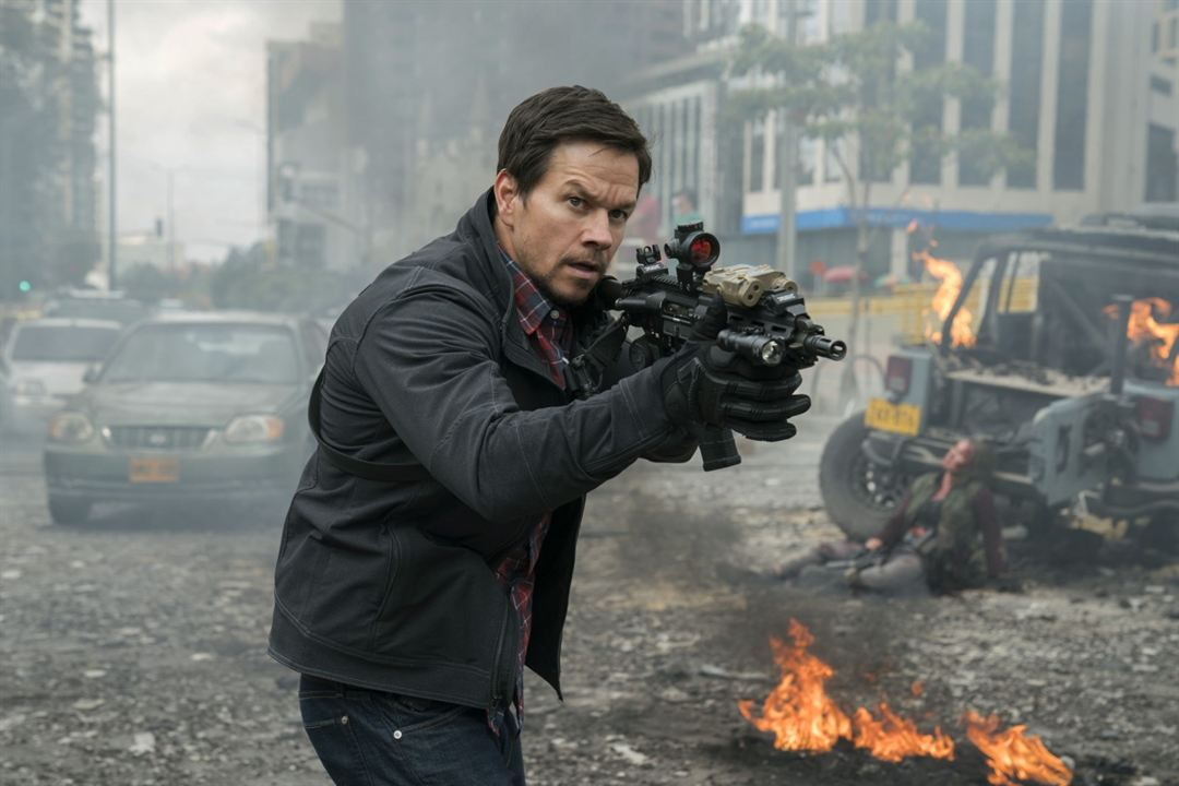 Mile 22: Mark Wahlberg
