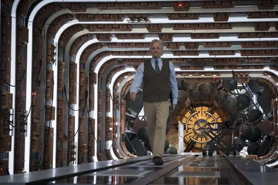 Ant-Man And The Wasp : Bild Michael Douglas