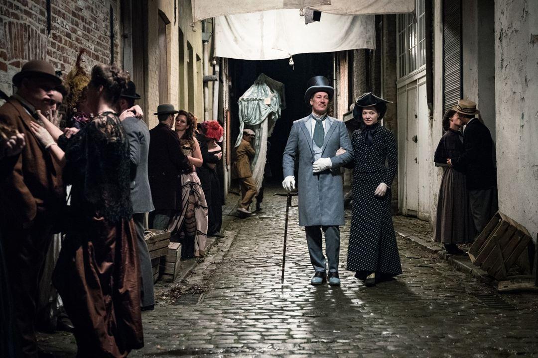 Mackie Messer - Brechts Dreigroschenfilm : Bild Hannah Herzsprung, Tobias Moretti