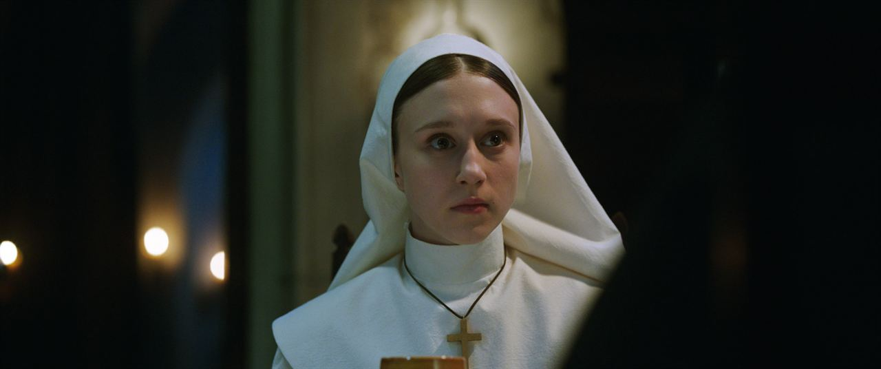 The Nun : Bild Taissa Farmiga