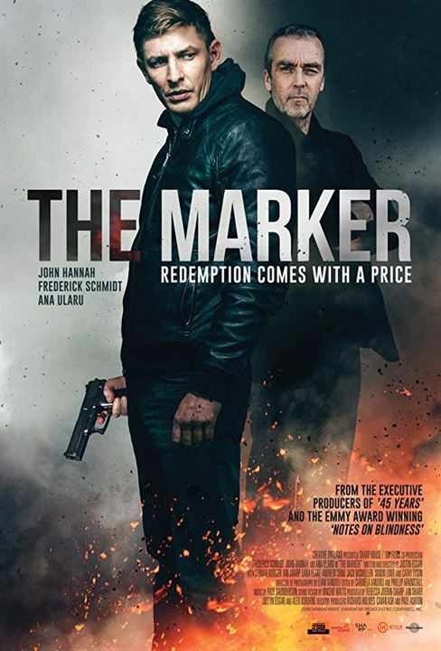 The Marker : Kinoposter