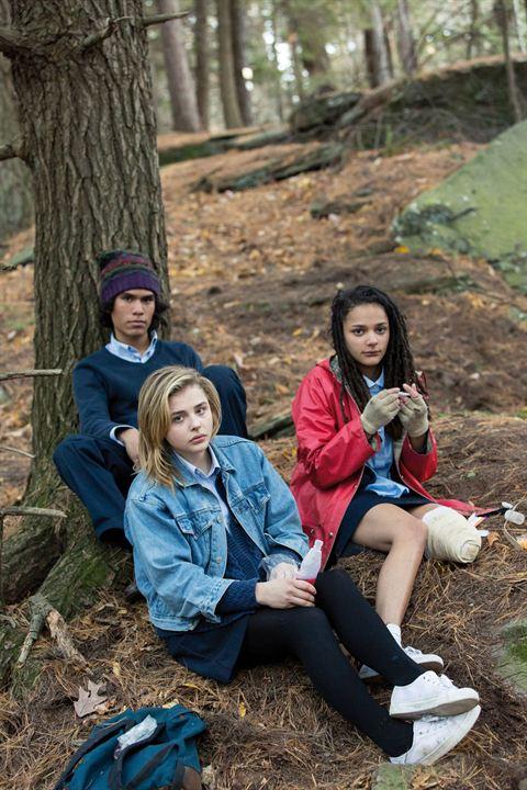 The Miseducation of Cameron Post : Bild Chloë Grace Moretz, Forrest Goodluck, Sasha Lane