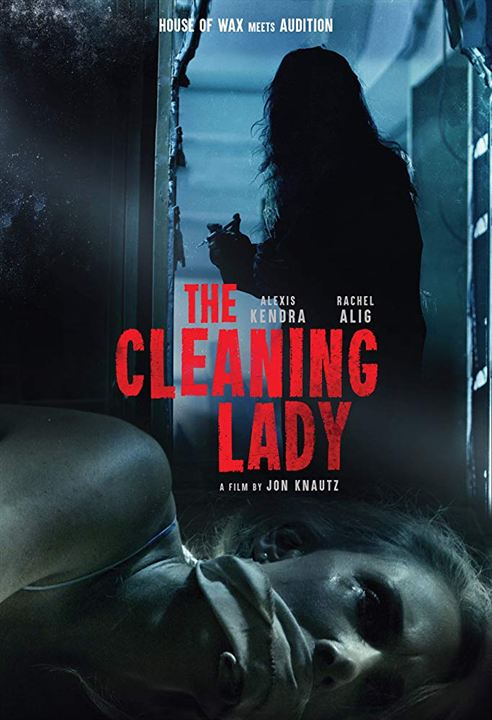 The Cleaning Lady : Kinoposter