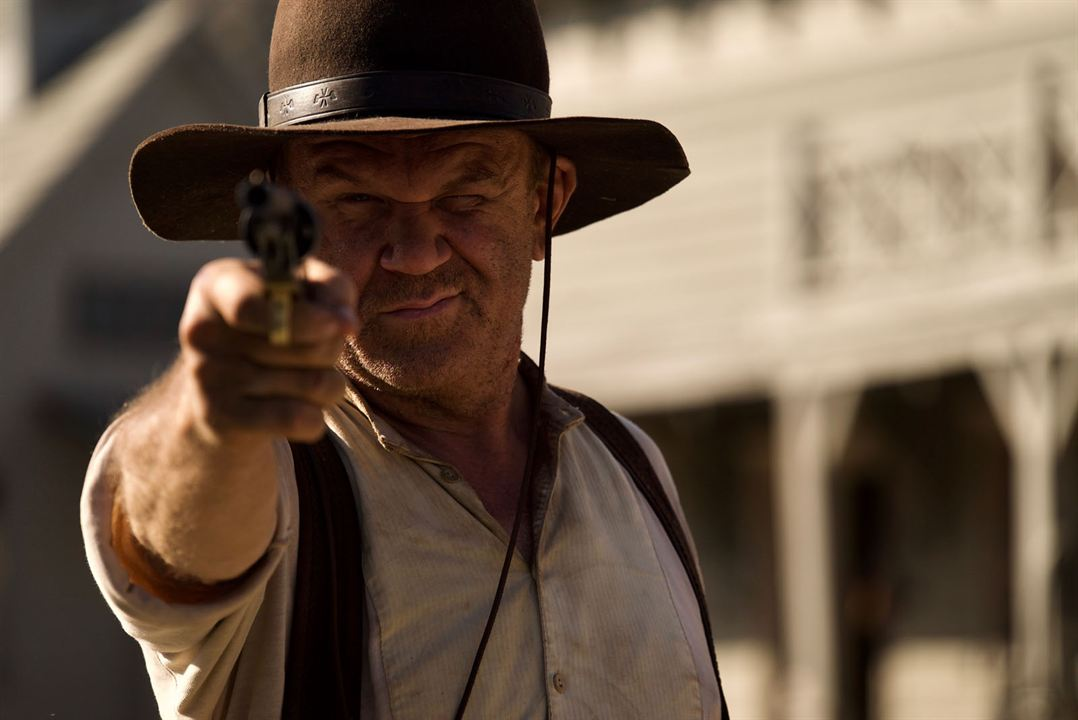 The Sisters Brothers : Bild John C. Reilly
