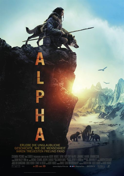 Alpha : Kinoposter
