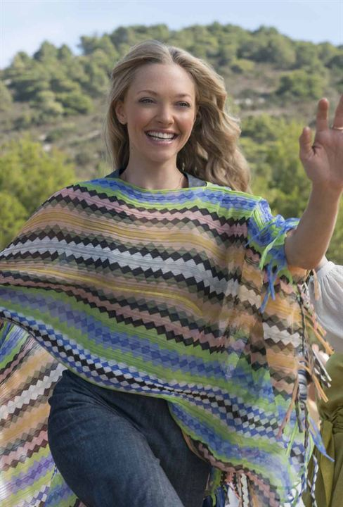 Mamma Mia 2: Here We Go Again : Bild Amanda Seyfried