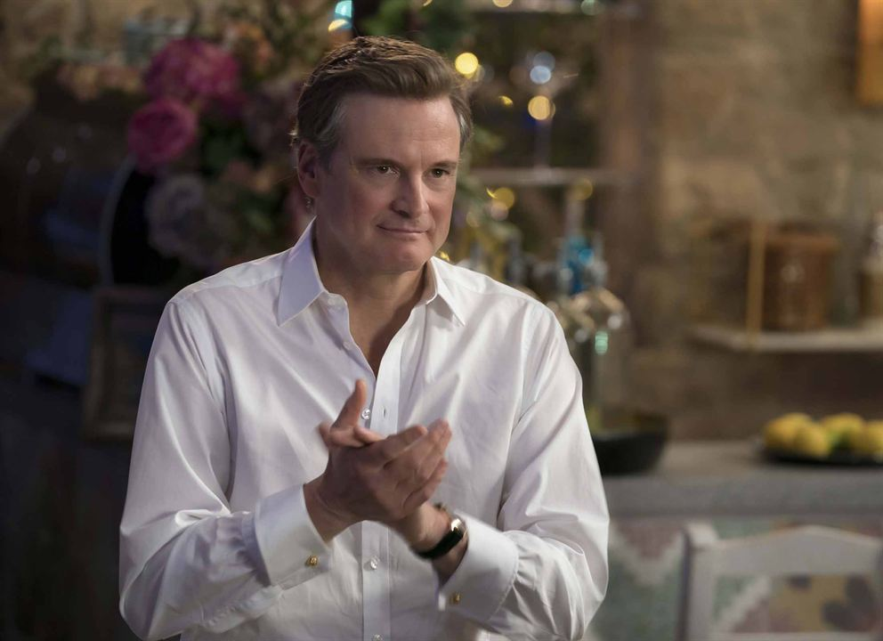 Mamma Mia 2: Here We Go Again : Bild Colin Firth