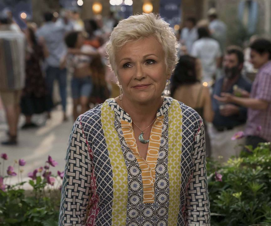 Mamma Mia 2: Here We Go Again : Bild Julie Walters