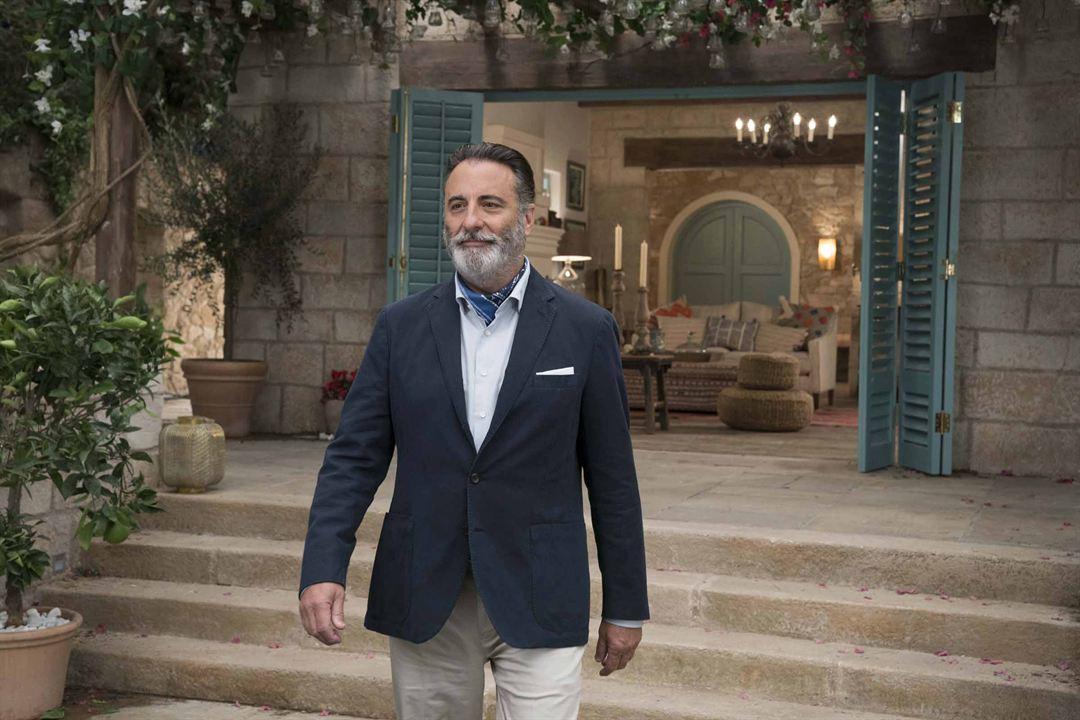 Mamma Mia 2: Here We Go Again : Bild Andy Garcia
