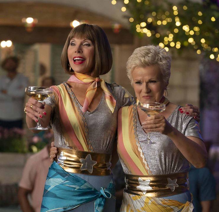 Mamma Mia 2: Here We Go Again : Bild Christine Baranski, Julie Walters