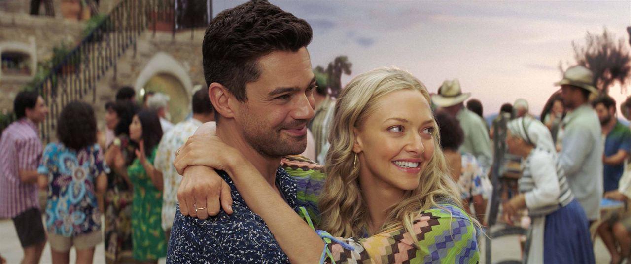 Mamma Mia 2: Here We Go Again : Bild Amanda Seyfried, Dominic Cooper