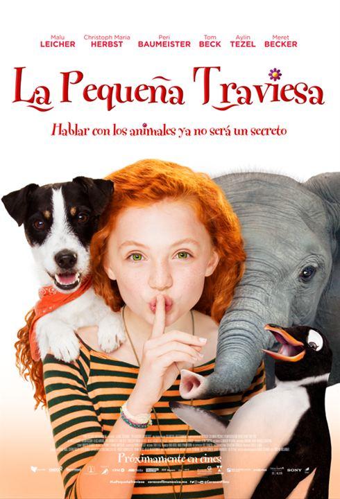 Liliane Susewind - Ein tierisches Abenteuer : Kinoposter