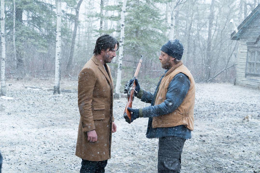 Siberia : Bild Keanu Reeves