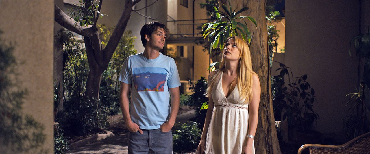 Under The Silver Lake : Bild Andrew Garfield, Riley Keough