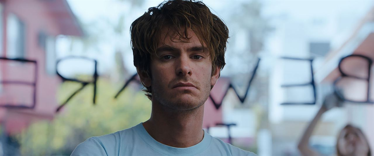 Under The Silver Lake : Bild Andrew Garfield