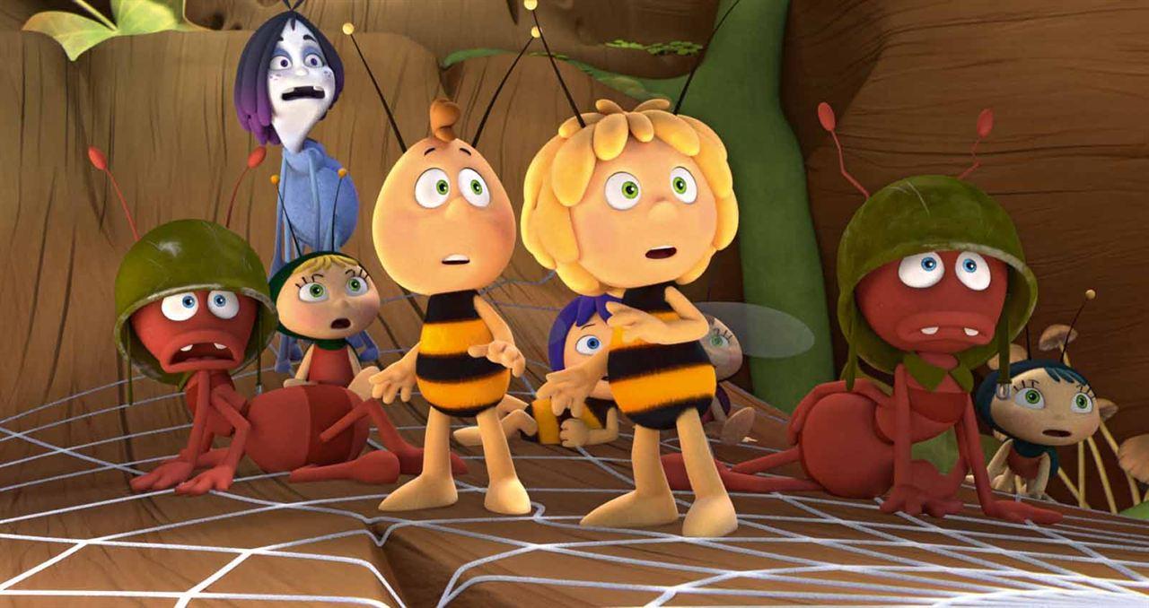 Die Biene Maja 2 - Die Honigspiele : Bild