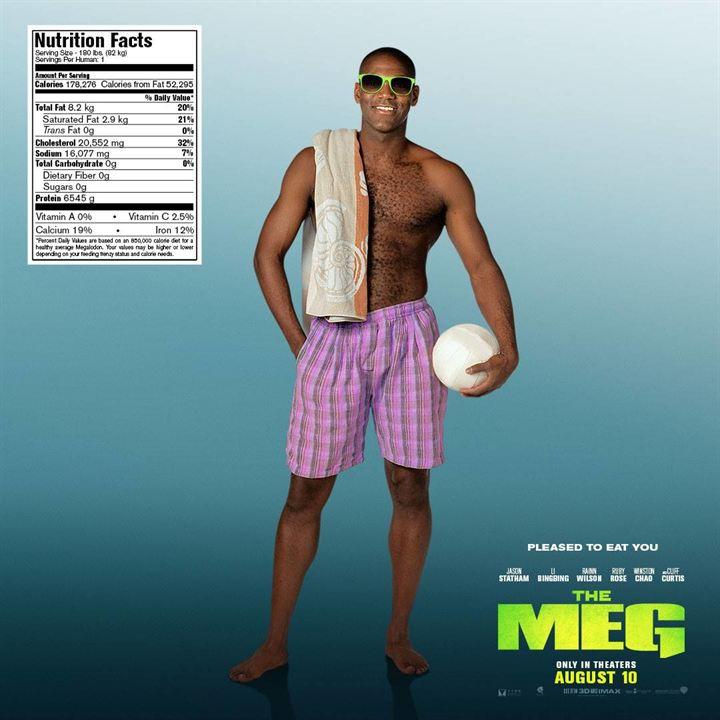 Meg : Kinoposter