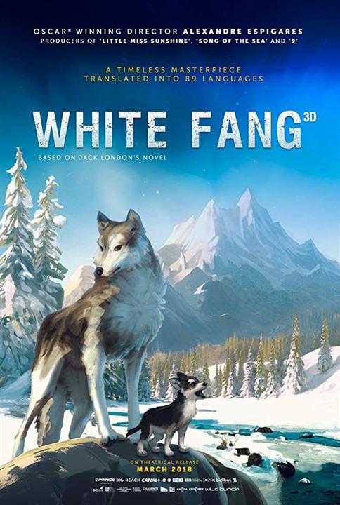 Die Abenteuer von Wolfsblut : Kinoposter