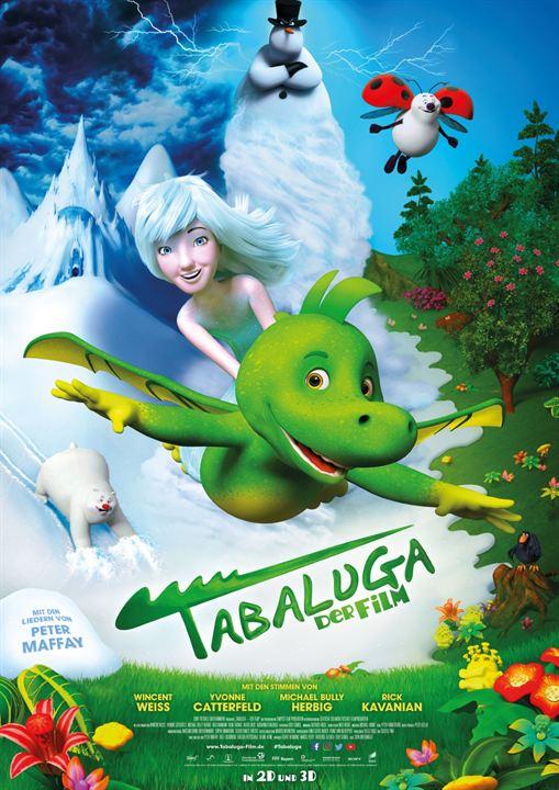 Tabaluga - Der Film : Kinoposter
