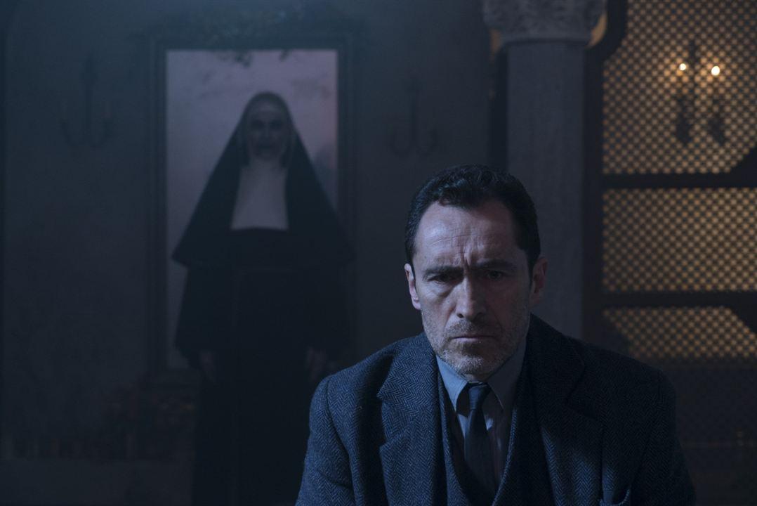 The Nun : Bild Bonnie Aarons, Demian Bichir