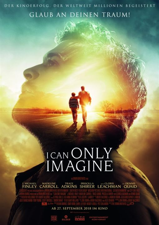 I Can Only Imagine : Kinoposter
