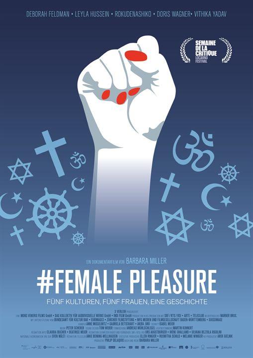 #Female Pleasure : Kinoposter