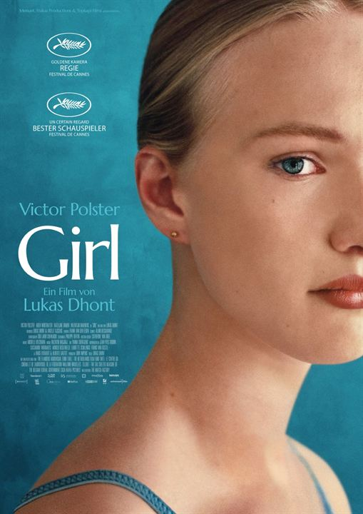 Girl : Kinoposter