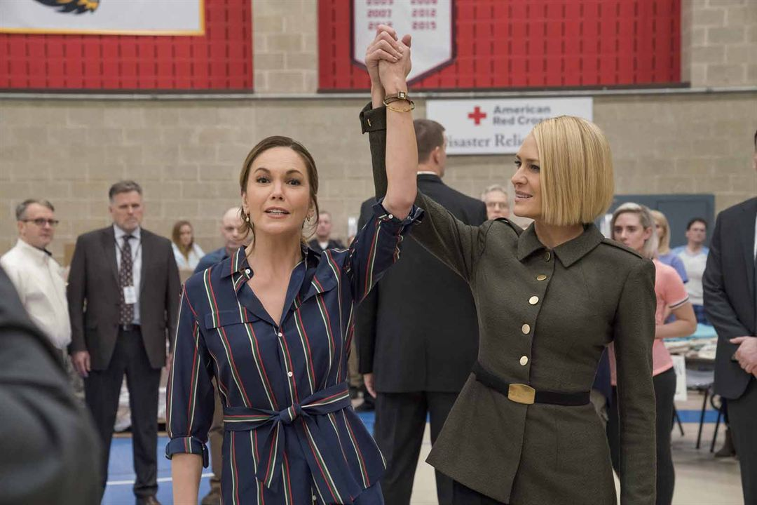 Bild Diane Lane, Robin Wright