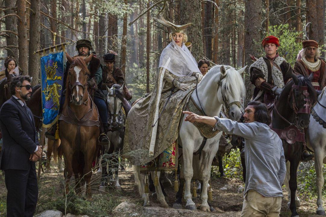 The Man Who Killed Don Quixote : Bild Adam Driver, Olga Kurylenko