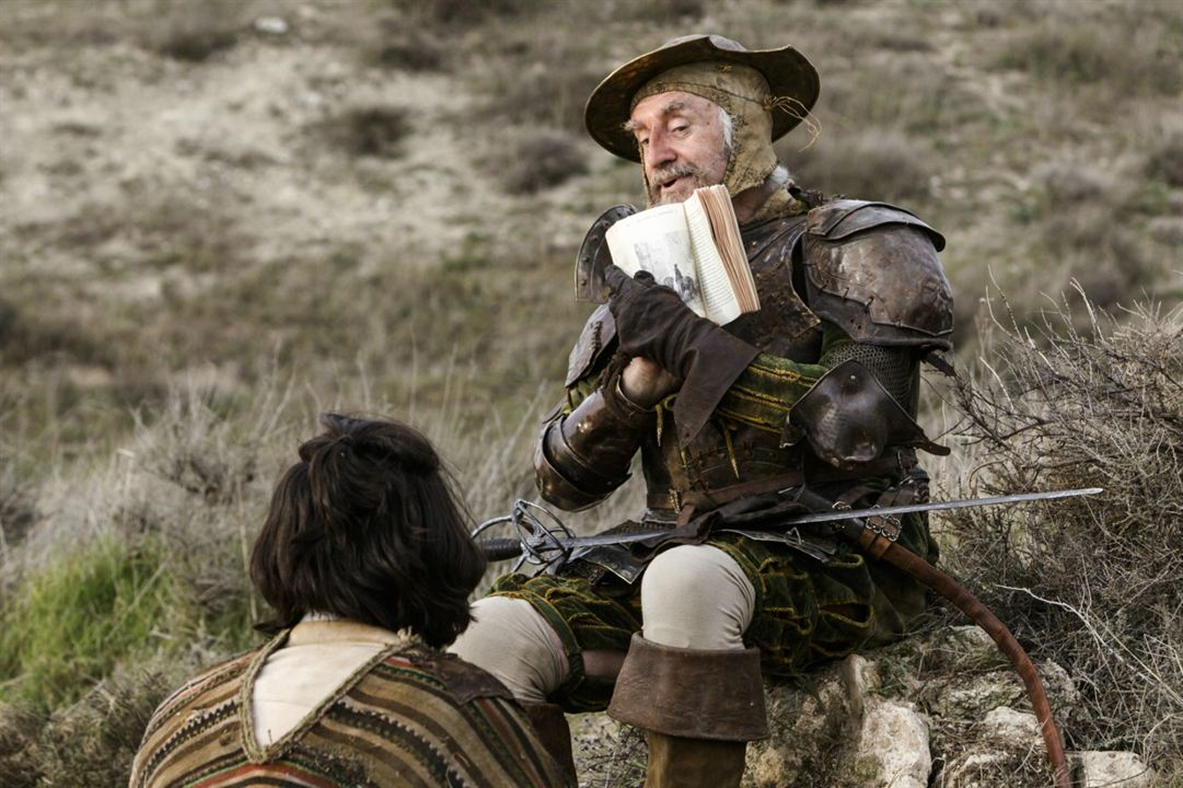 The Man Who Killed Don Quixote : Bild Jonathan Pryce