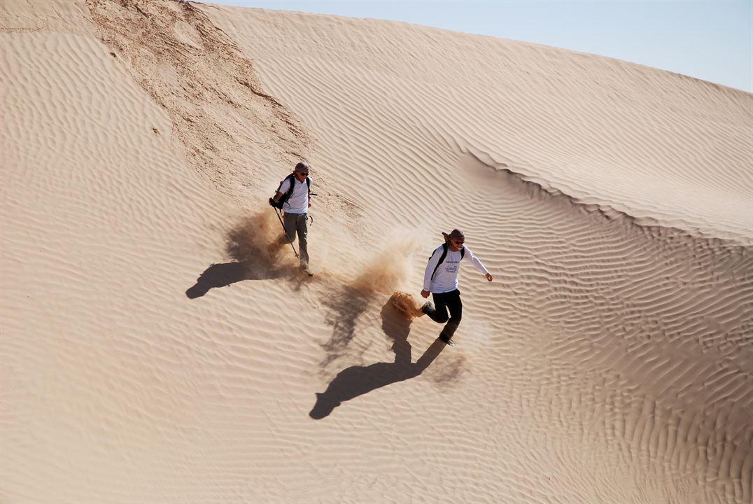 Au-delà du regard, Oser le désert : Bild