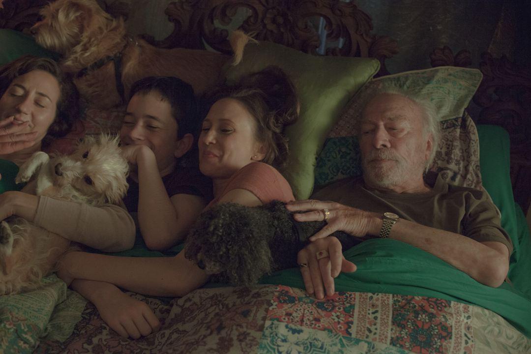 Zwischenstation : Bild Christopher Plummer, Kristen Schaal, Lewis MacDougall, Vera Farmiga