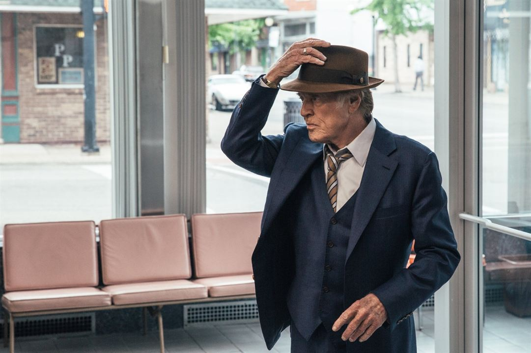 Ein Gauner und Gentleman : Bild Robert Redford