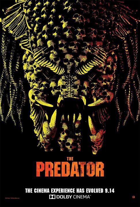 Predator - Upgrade : Kinoposter