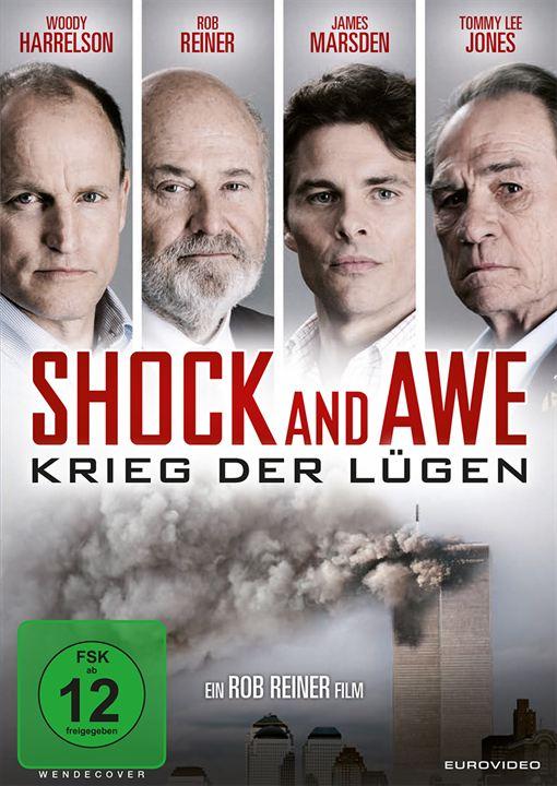 Shock And Awe - Krieg der Lügen : Kinoposter