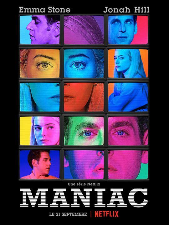 Maniac (2018) : Kinoposter
