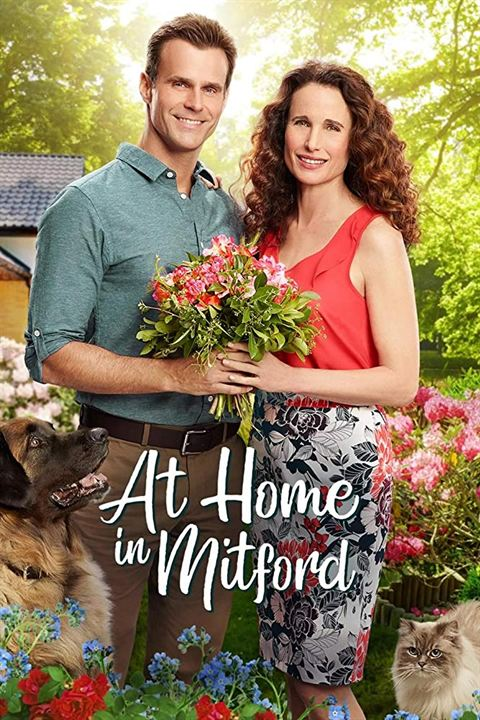 At Home In Mitford : Kinoposter