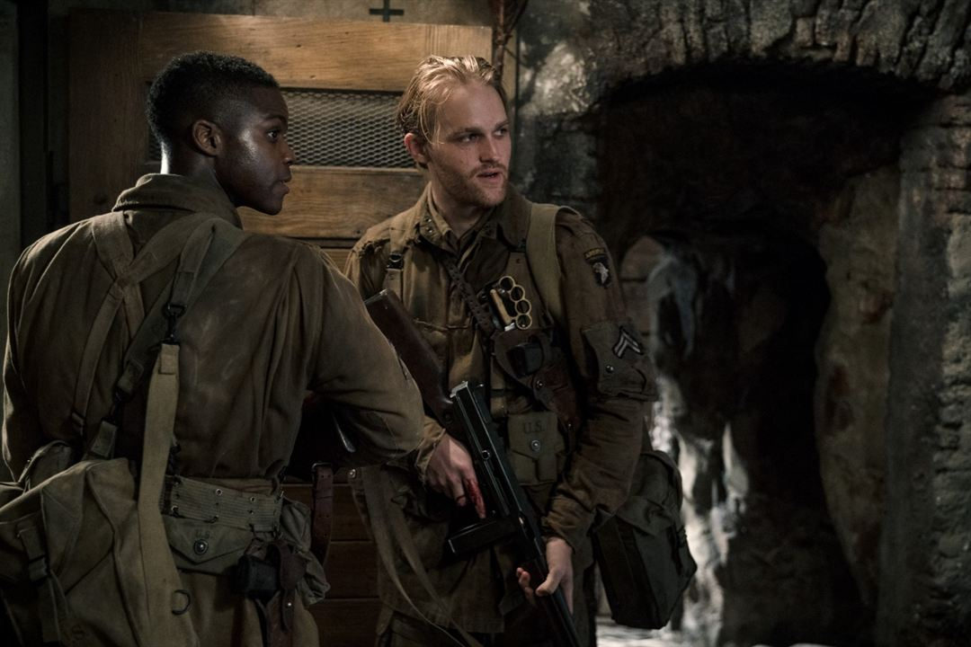 Operation: Overlord : Bild Jovan Adepo, Wyatt Russell