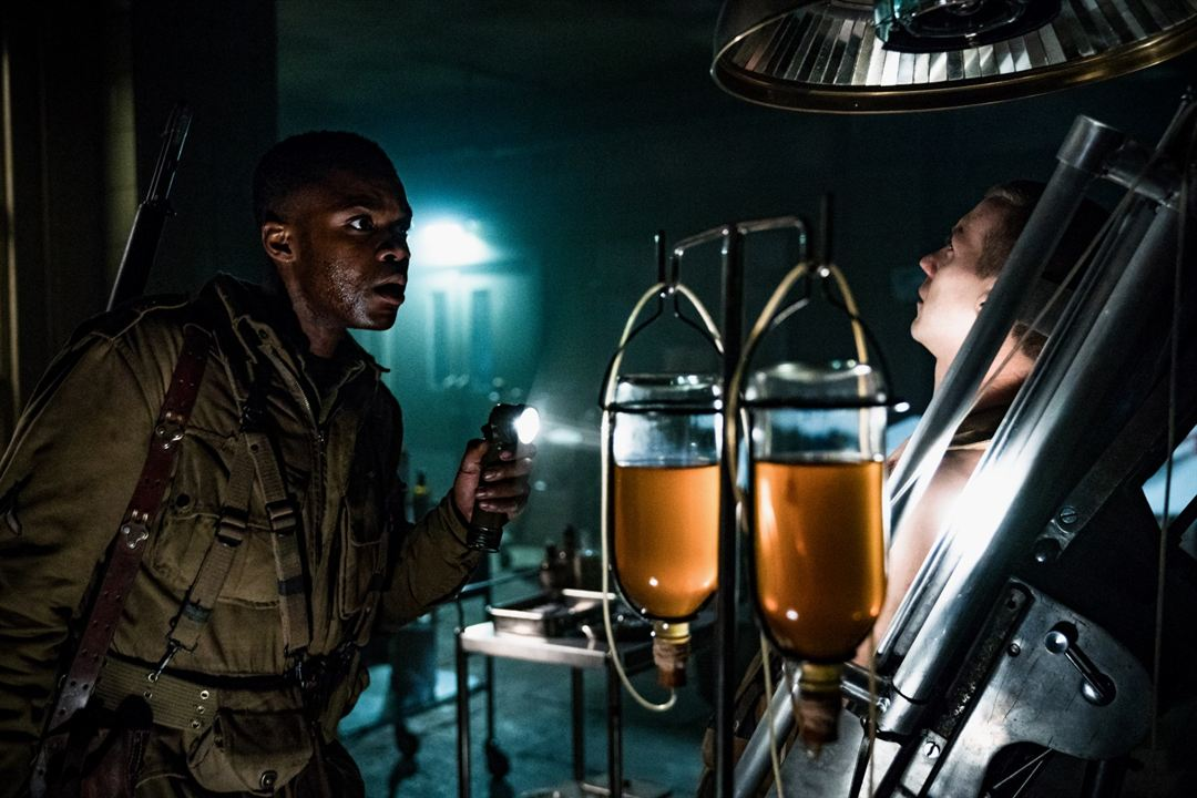 Operation: Overlord : Bild Jovan Adepo