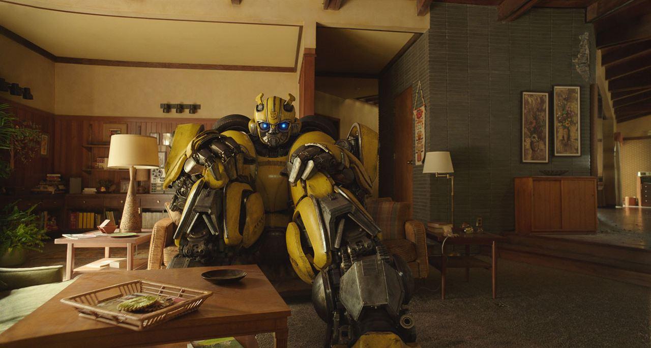Bumblebee : Bild