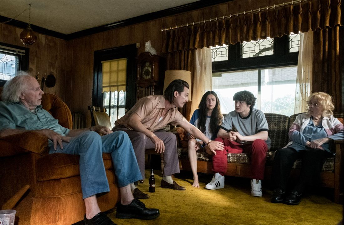 White Boy Rick : Bild Bel Powley, Bruce Dern, Matthew McConaughey, Piper Laurie, Richie Merritt