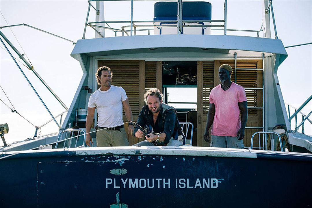 Im Netz der Versuchung : Bild Djimon Hounsou, Jason Clarke, Matthew McConaughey