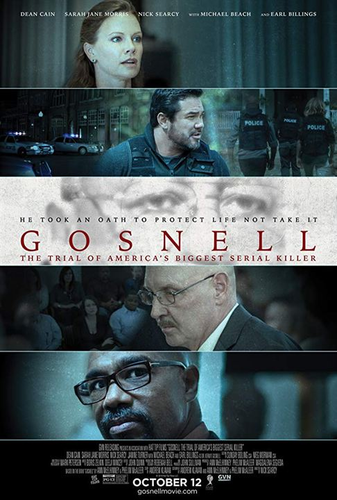 Gosnell: The Trial Of America's Biggest Serial Killer : Kinoposter
