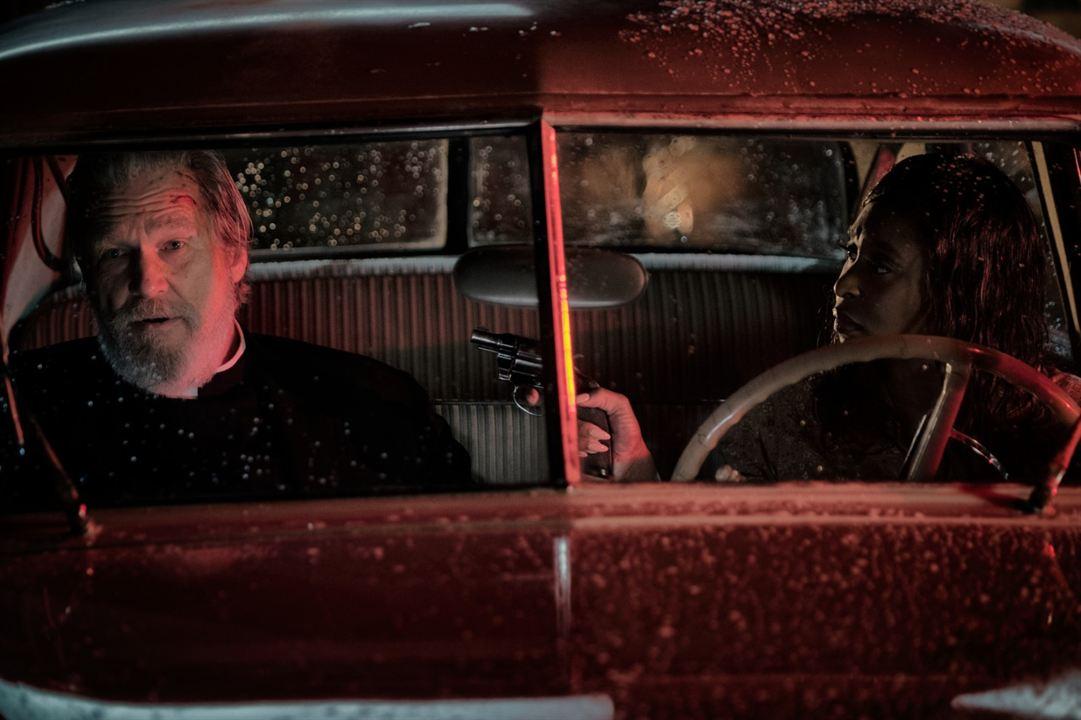 Bad Times At The El Royale : Bild Cynthia Erivo, Jeff Bridges